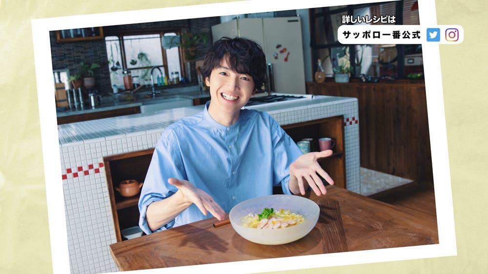 Kis-My-Ft2玉森裕太&藤谷太輔代言的サッポロ一番WEB影片 每個月1日公開!