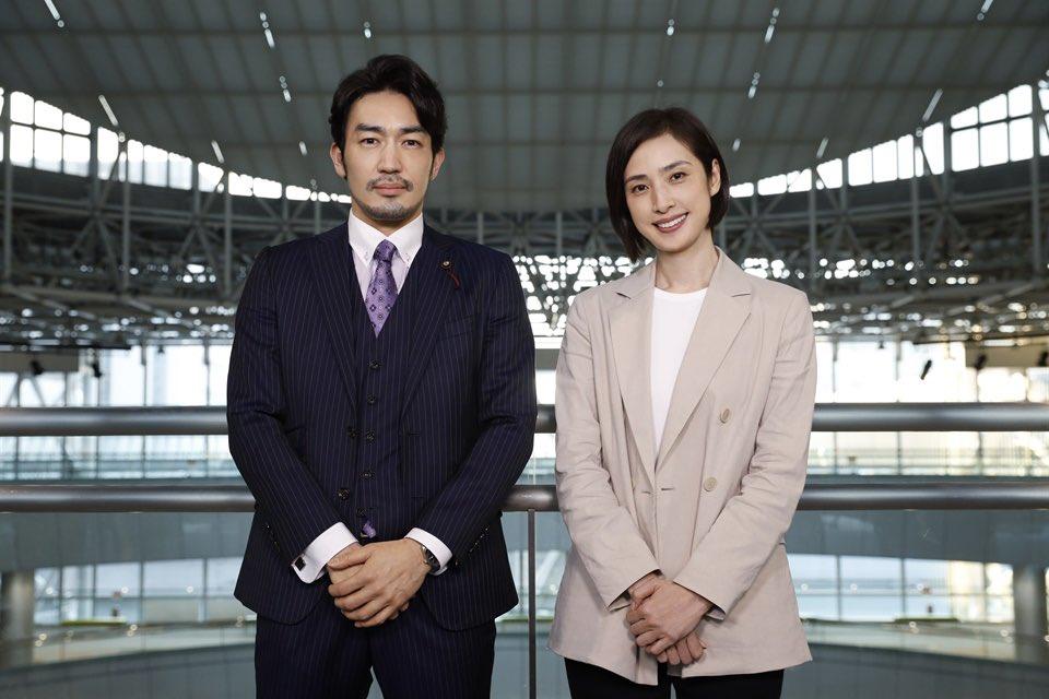 大谷亮平將於「女王偵訊室」與天海祐希初共演!飾演握有偵訊班解散關鍵的副大臣