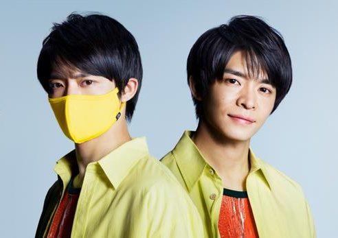 King & Prince 岸優太代言「38 colors mask」 首次演出單獨廣告