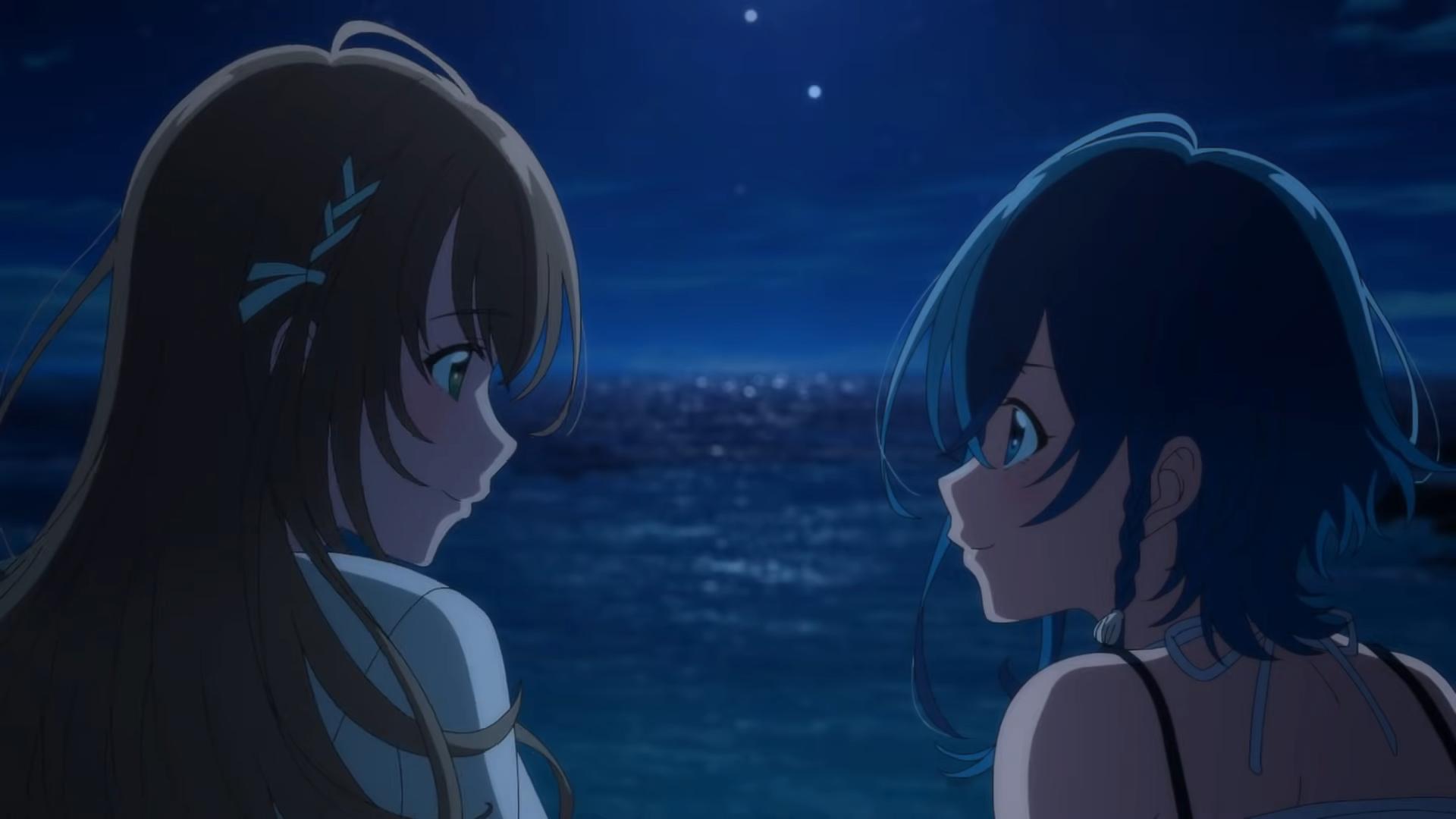 小編私推夏季新番【第2週】7月8日開播《白砂的Aquatope》