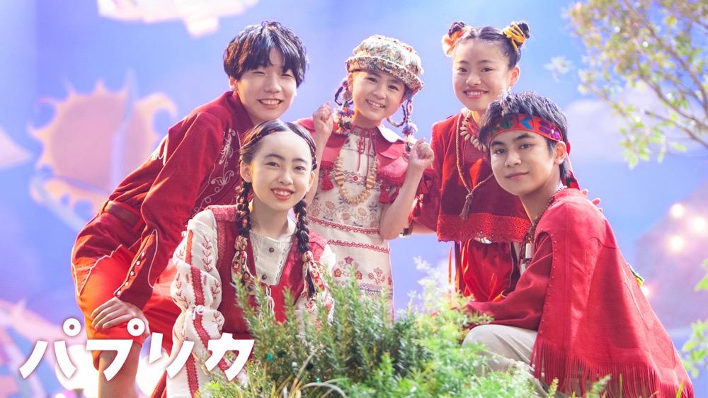米津玄師《紅辣椒》下的兒童企劃團體「Foorin」將在9月27日迎來全體成員畢業!