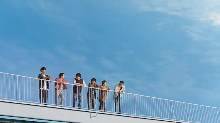 V6為森永乳業「pino」再次拍攝人氣歌曲「愛なんだ」新MV