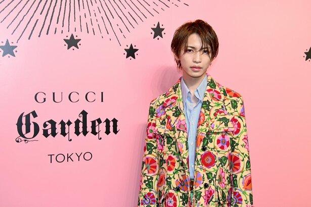 岩橋玄樹退出傑尼斯後首度出席Gucci公開活動 粉絲紛紛表示「好感動」