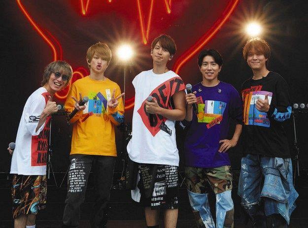 關8將於11月舉辦睽違5年的Arena巡迴演唱會「KANJANI'S Re:LIVE 8BEAT」