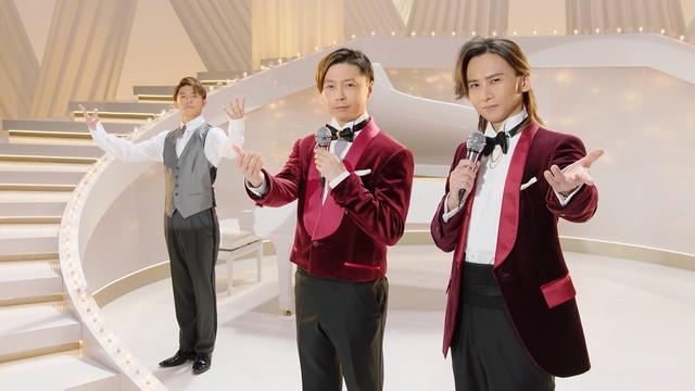 KinKi Kids代言「DUO」拍攝最新電視廣告 再次與岸優太一起演出