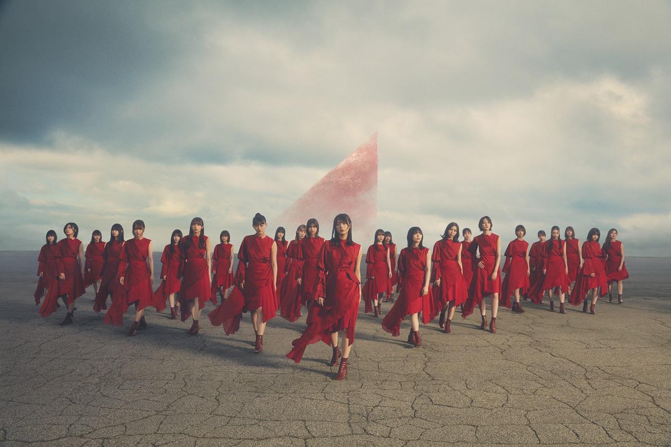 櫻坂46 第3張單曲《流彈》詳細收錄內容公開 共收錄7首歌曲
