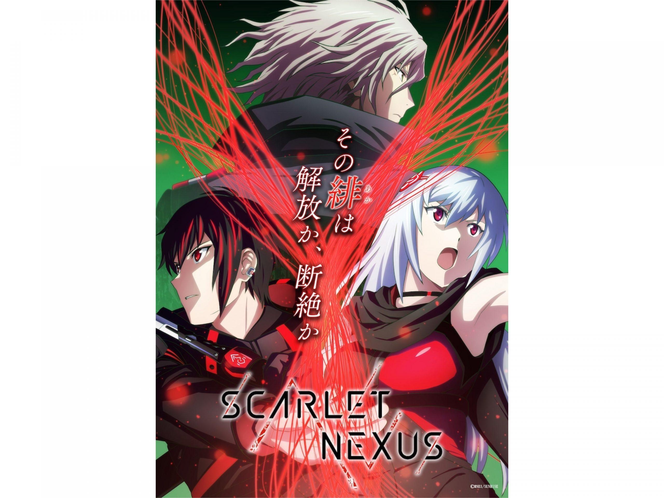 《SCARLET NEXUS》第二期的OP&ED分別由THE ORAL CIGARETTES及Ayumu Imazu演唱