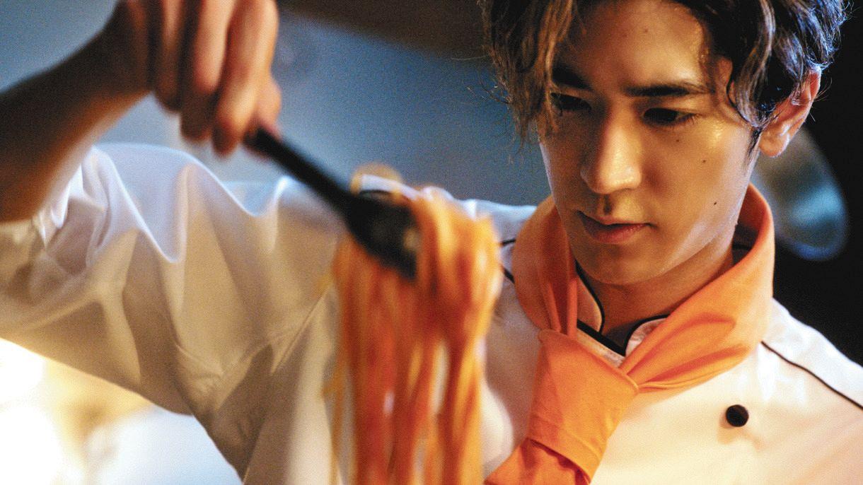 中島裕翔代言冷凍食品拍攝電視廣告 化身大廚帥氣十足
